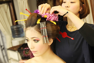 Photo from Angelle (Kyoto), OIRAN Makeover Experience in Gion, Kyoto