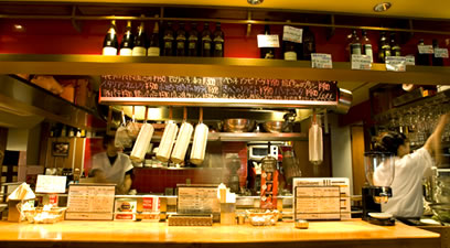 Photo from Carmine Omotesando Stand, Italian Bar and Restaurant in Omotesando, Tokyo