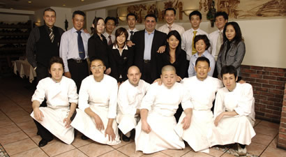 Photo from Elio Orsara Productions, Award Winning Italian Cuisine in Tokyo, Japan