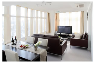 Photo from Enplus, Tokyo Apartments – Tokyo Serviced and Rental Apartments in Ichigaya, Tokyo