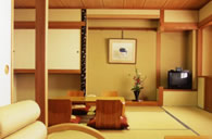 Comfortable Japanese-style Rooms