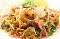 Phad Thai - An exciting mix of flavours