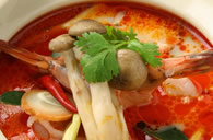 Tom Yan Kung - The famous Thai dish