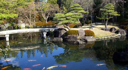 Photo from Kokoen Garden, Traditional Japanese Garden in Himeji City, Hyogo