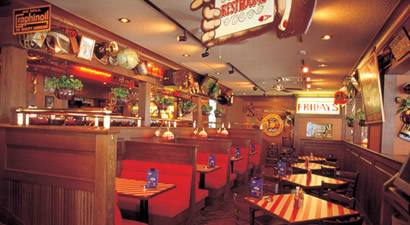 Photo from T.G.I. Fridays Roppongi, Casual American Restaurant in Tokyo