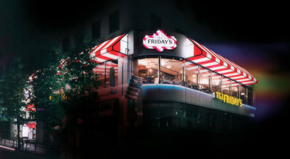 Photo from T.G.I. Friday's Ueno, Casual American Restaurant in Tokyo