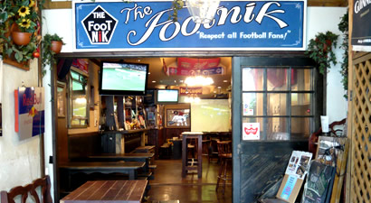 Photo from THE FooTNiK Ebisu, Authentic British Pub with Live Football in Ebisu, Tokyo