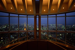Photo from Tokyo City View, The Observation Deck in the Heart of Tokyo