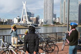 Photo from Tokyo Great Cycling Tour, Guided Bike Tour of Tokyo