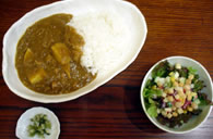 Curry Lunch Set