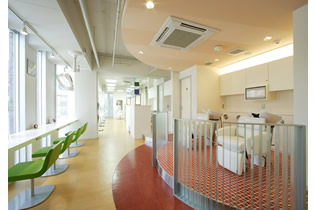Photo from WHO–GA Annex, New York Hair Salon in Akasaka, Tokyo